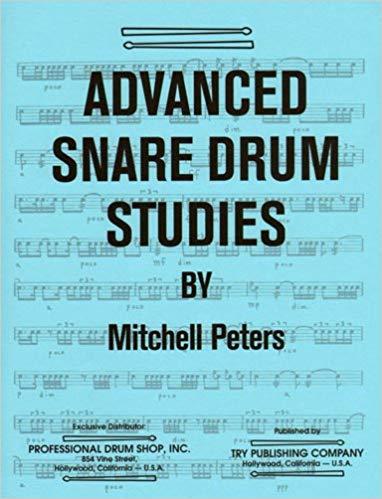 Advanced Snare Drum Studies
