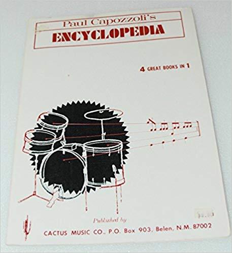 Paul Capozzoli's Encyclopedia – 4 Great Books in 1
