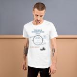 The Drum Rudiment Bible T-Shirt - White 1