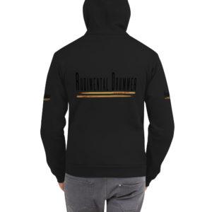 Rudimental Drummer Hoodie Sweater
