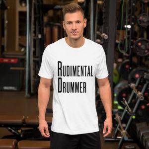 Dreams Rudimental Drummer Short-Sleeve Unisex T-Shirt