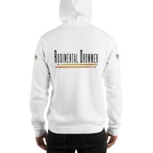Rudimental Drummer Hooded Sweatshirt