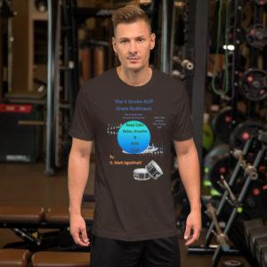 The 4 Stroke Ruff Short-Sleeve Unisex T-Shirt