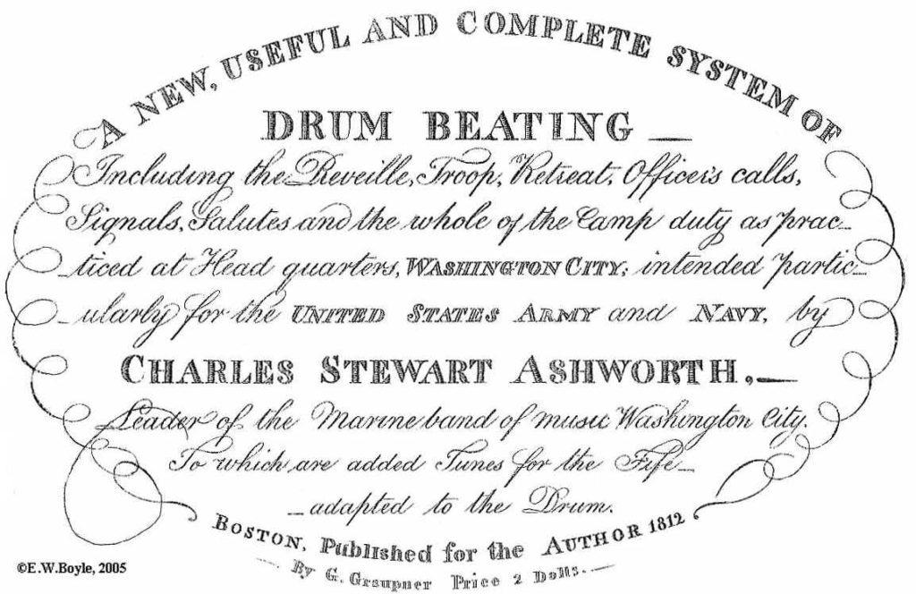 Charles Stewart Ashworth Cover